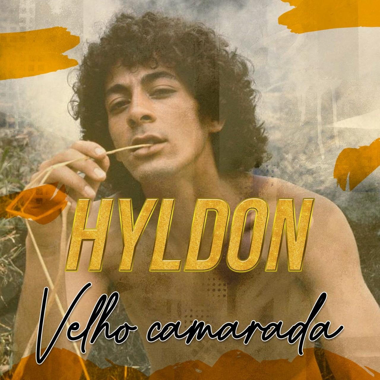 Hyldon recicla em single 'Velho camarada', canção fraterna que gravou com Fábio e Tim Maia em 1979