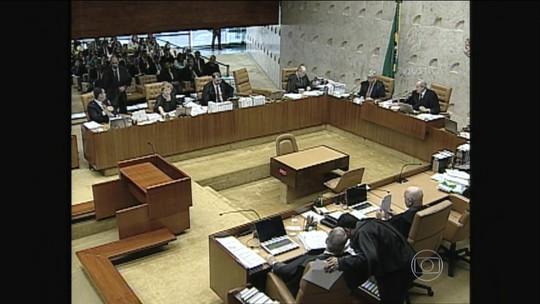 Maioria dos ministros do STF vota para que Cunha vire réu da Lava Jato