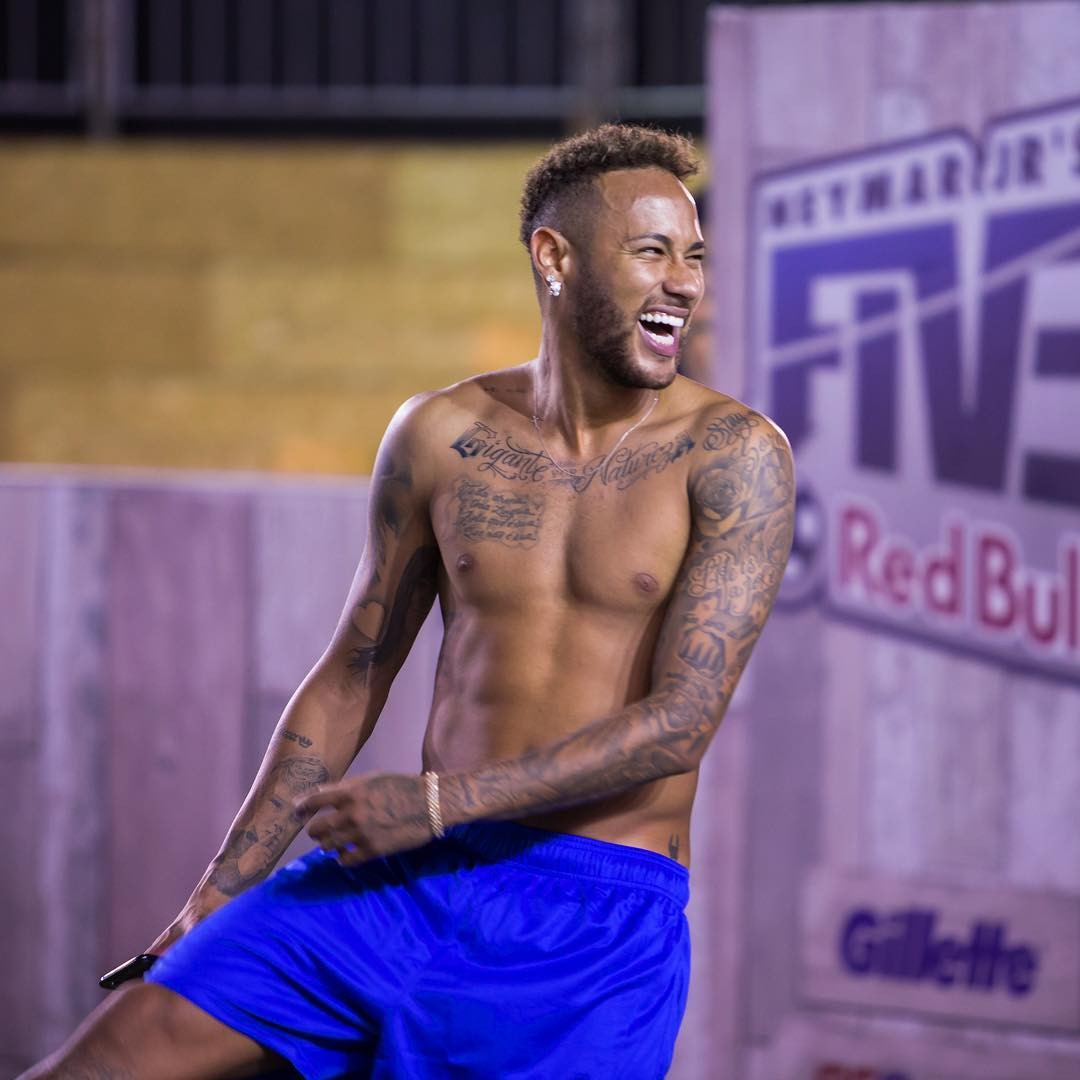 Neymar Jr. (Foto: Reprodução / Instagram)