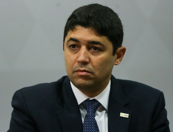 O ministro da Transparência e Controladoria-Geral da União, Wagner Rosário (Foto: Marcelo Camargo/Agência Brasil)