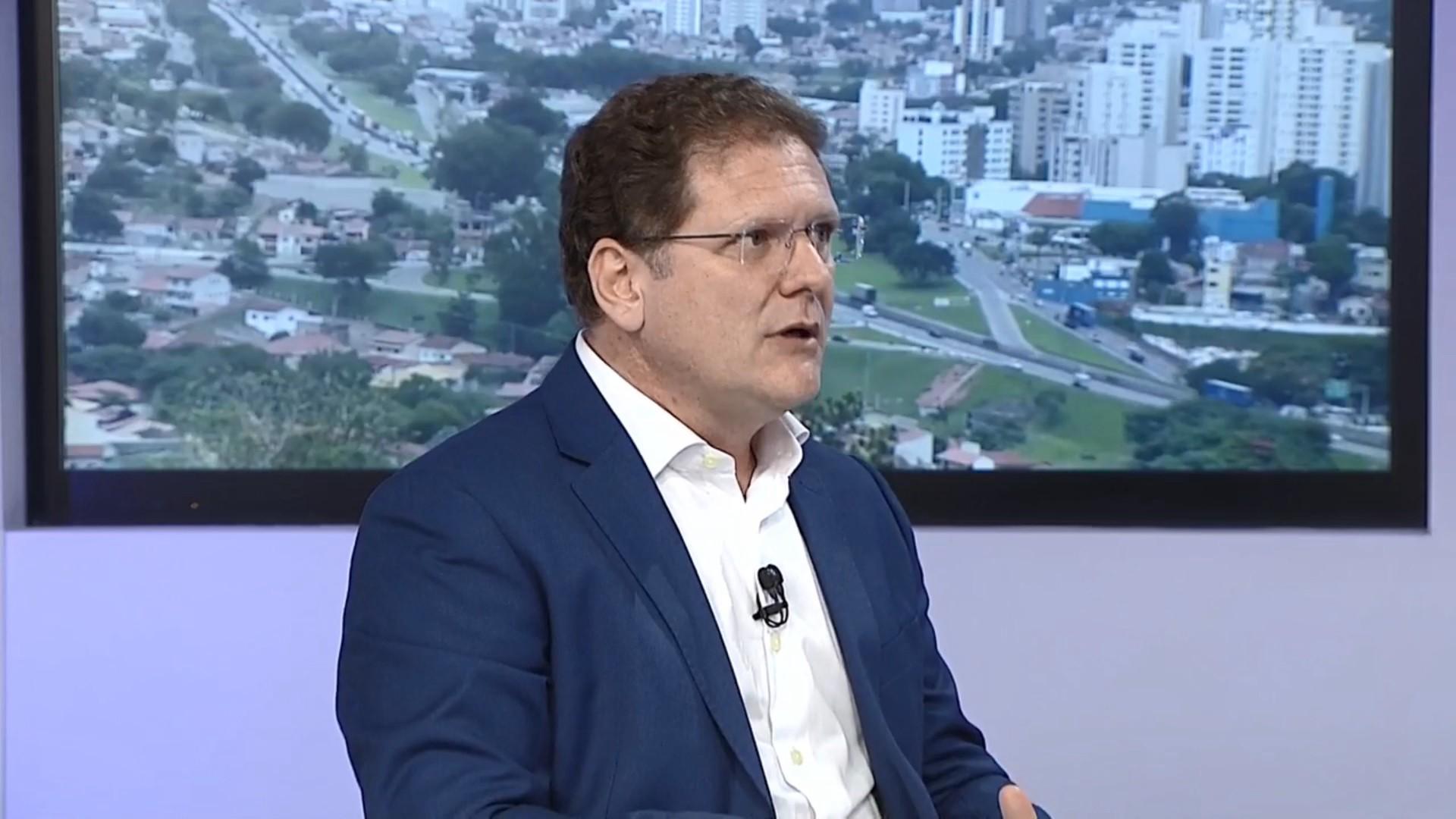 Prefeito de Campos do Jordão, Fred Guidoni, testa positivo para Covid-19