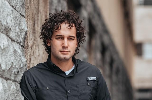 Rafael Almeida (Foto: Larissa Marques)