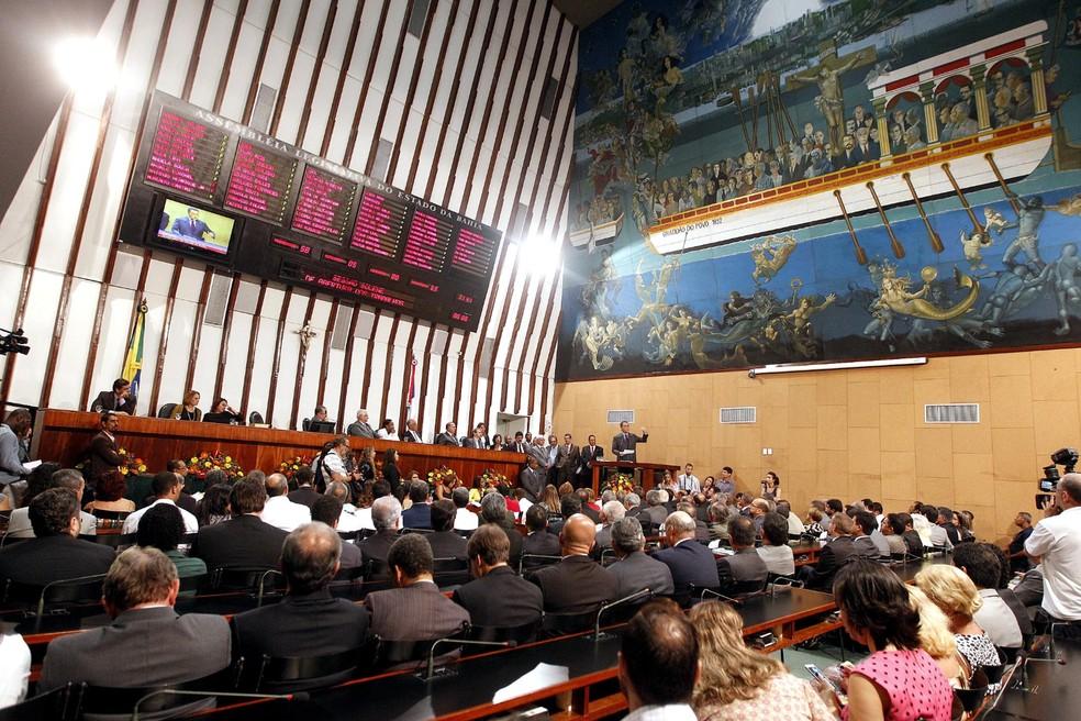 Assembleia Legislativa da Bahia — Foto: Mateus Pereira/GOVBA