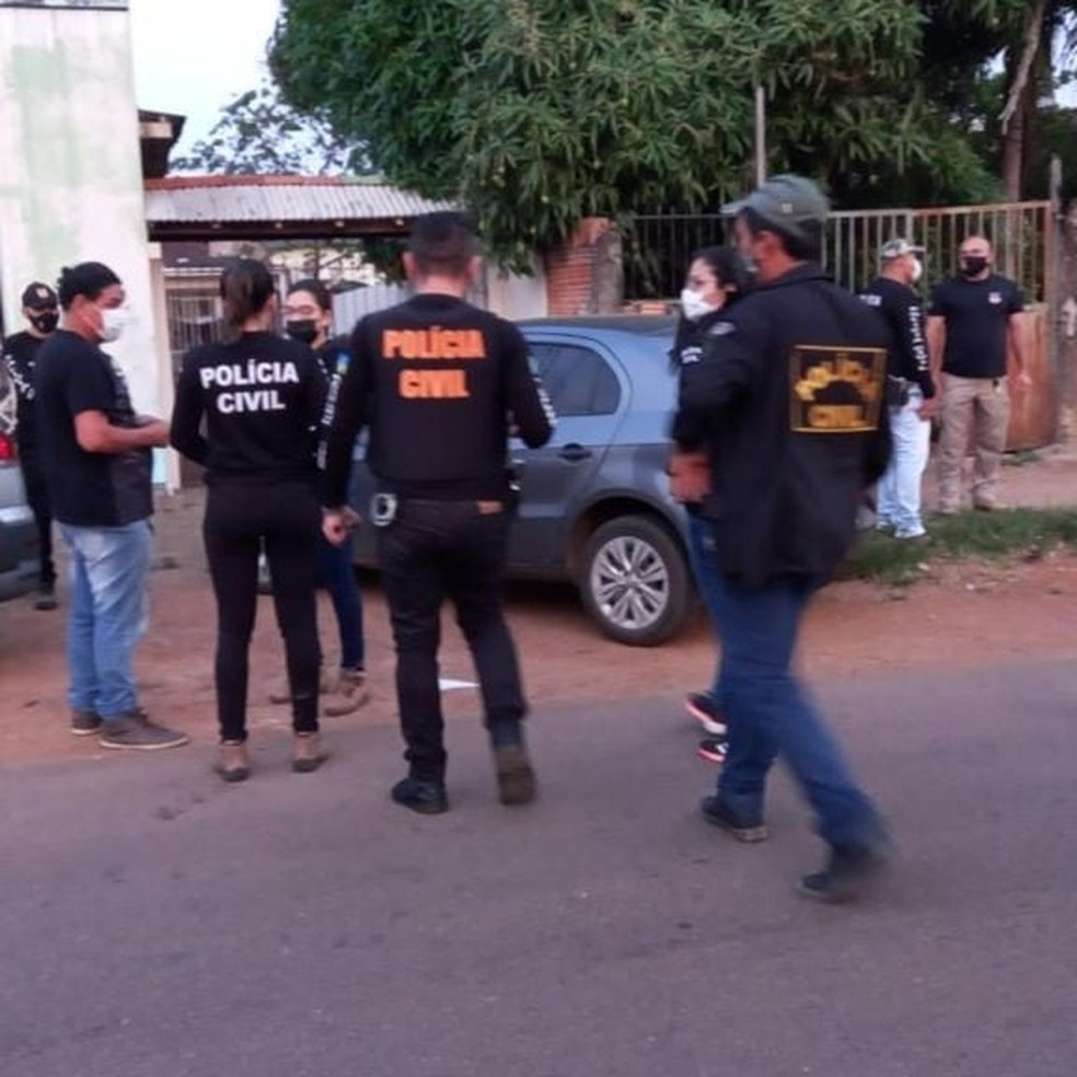 Operação Matrem, em Porto Velho, prende suspeito de matar uma mulher  — Foto: Reprodução/Redes Sociais