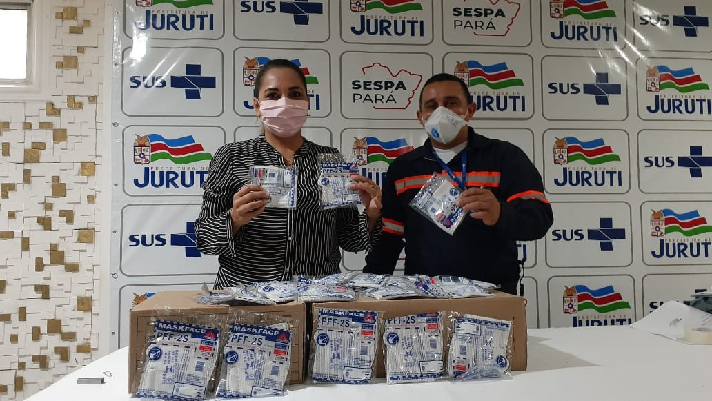 Juruti recebe apoio de mais de um milhão de reais para o combate à Covid-19