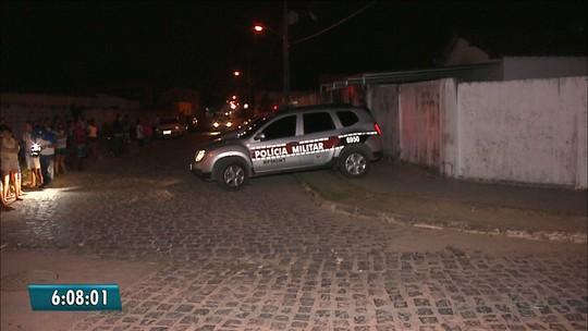 Paraíba registra pelo menos 12 homicídios no fim de semana, segundo PM