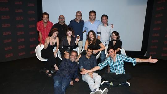 Elenco, direção e autores lançam quinta temporada de 'Tá no Ar: a TV na TV'
