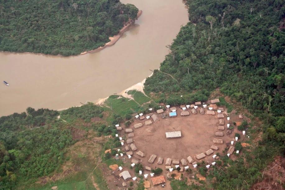 AGU obtém liminares determinando saída de invasores de terras indígenas no Pará - Notícias - Plantão Diário