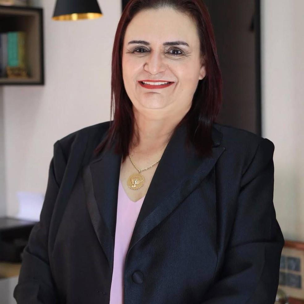 Rosa Neide (PT), deputada federal por Mato Grosso â?? Foto: Facebook/Reprodução