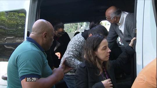 0b26695bca7 Justiça Federal ouve os 14 presos acusados de fraudes na Lei Rouanet