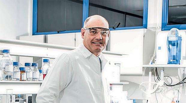 """Marcelo Hahn, fundador da Blau Farmacêutica: """"O próximo passo é o IPO"""" (Foto: Alexandre Battibugli)"""