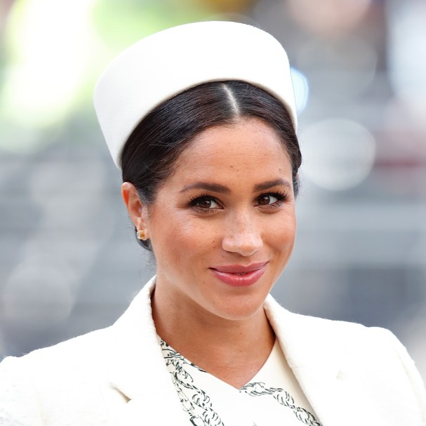Meghan, Duchess of Sussex attends the 2019 Commonwealth Day service at Westminster Abbey on March 11, 2019 in London, England. (Foto: Getty Images)