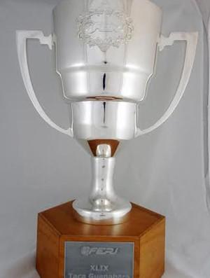 Presença de titulares do Fla é incerta para receber a Taça Guanabara