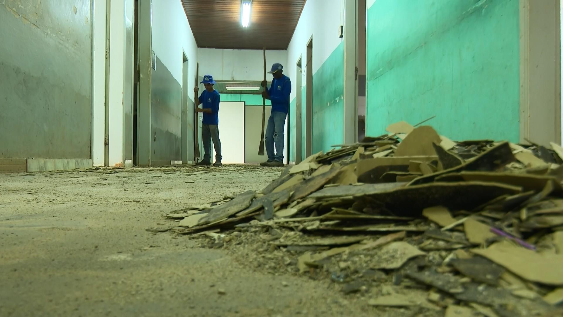 Unidade Básica de Saúde Nova Esperança passa a atender em novo endereço em Cacoal, RO
