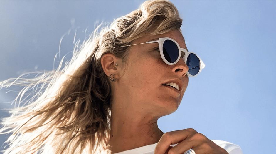 Já existem mais de 60 modelos dos óculos feitos de plástico reciclado. (Foto: Divulgação)