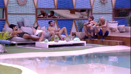 Brothers conversam sobre inverno no Rio e comentam sobre região serrana