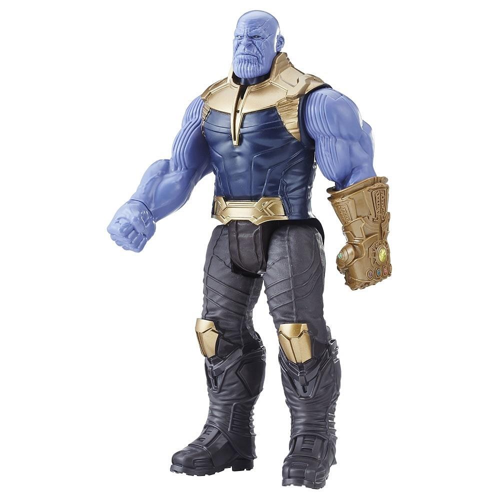 Boneco do Thanos, vilão de Vingaodres: Guerra Infinita (Foto: Divulgação)