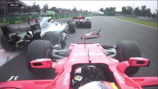 """Abatido, Vettel fala sobre a perda do título com a Ferrari: """"Tive um dia bastante difícil"""""""
