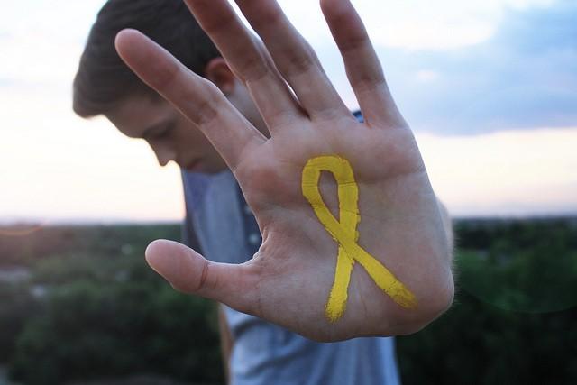 Setembro amarelo (Foto: Flickr)