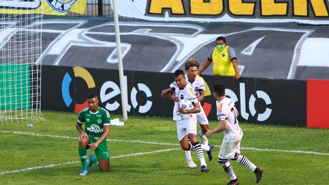 ABC x Chapecoense Copa do Brasil