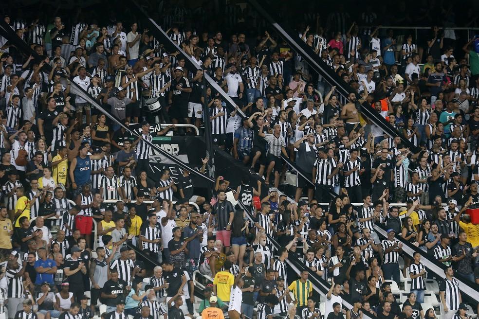 Relação com torcedor virou foco no clube — Foto: Vitor Silva/Botafogo