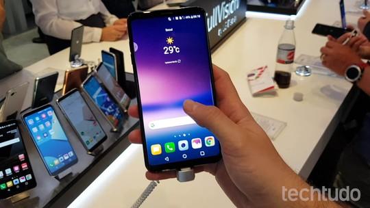LG V30S: conheça a ficha técnica do celular com inteligência artificial