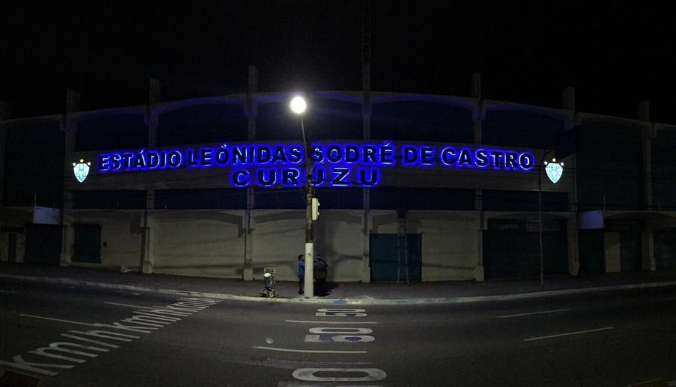Curuzu recebe o duelo desta terça-feira, pelas oitavas de final da Copa Verde — Foto: Divulgação/Paysandu