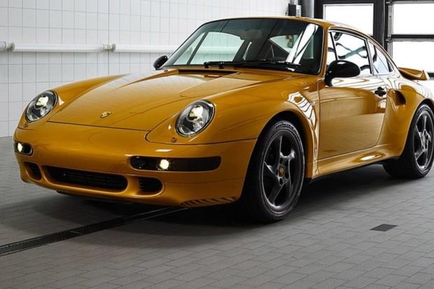 Porsche mais caro do mundo (Foto: Divulgação)