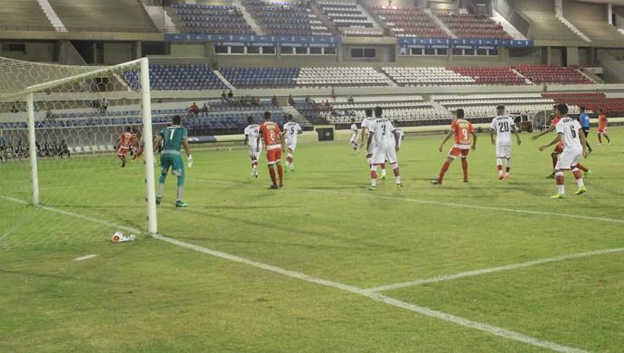 Vitória X Imperatriz-MA, Copa do Nordeste Sub-20 (Foto: Denison Roma/GloboEsporte.com)