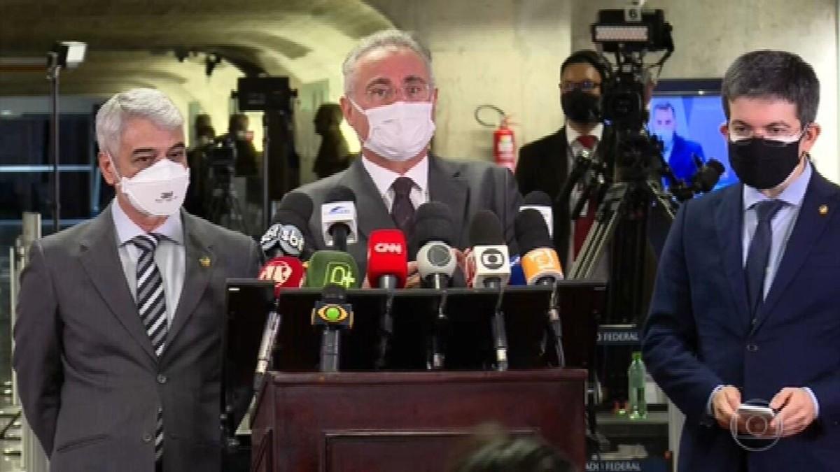 Queiroga, Pazuello e Ernesto Araújo passam à condição de investigados na CPI