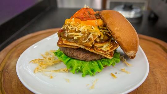 Hambúrguer Delícia Nordestina