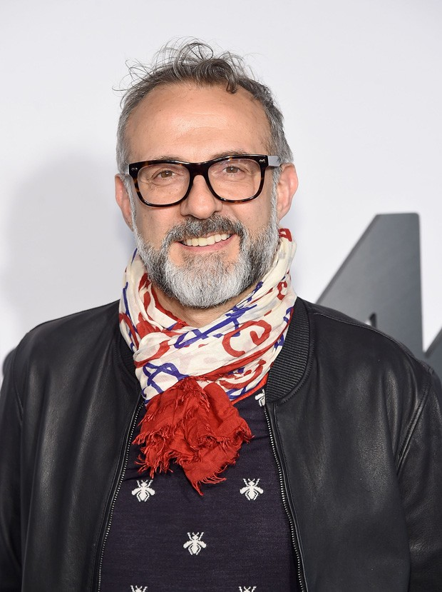 O chef Massimo Bottura, do Osteria Francescana (Foto: Getty Images/ Jamie McCarthy)
