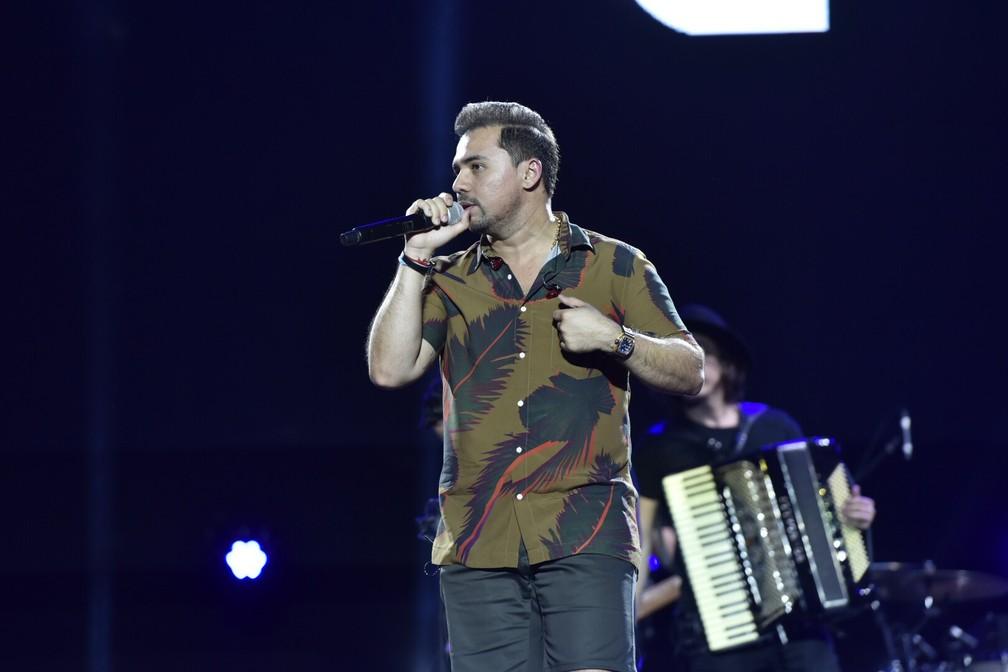 Xand, vocalista do Aviões (Foto: Elias Dantas/Ag. Haack)