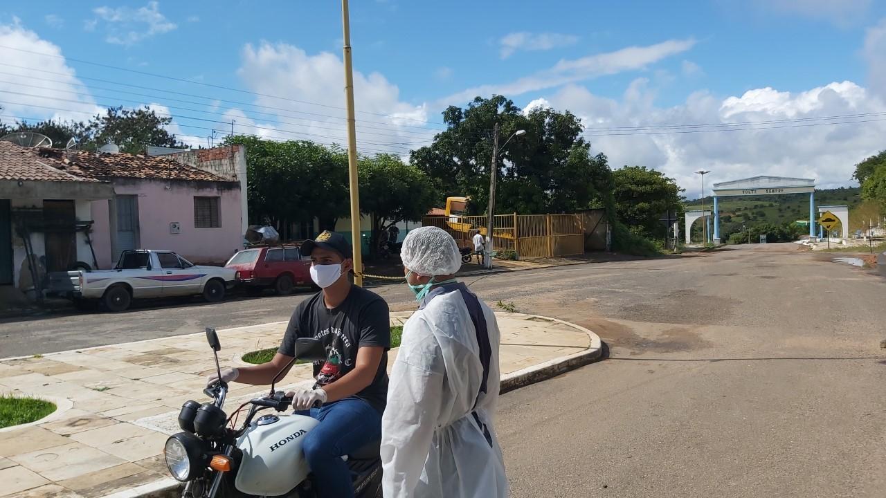 Uma das três cidades sem Covid-19 no Ceará, Altaneira reforça barreiras sanitárias