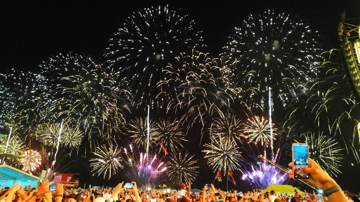 Festa de réveillon do Rio é cancelada por causa da pandemia de Covid-19, anuncia prefeitura – G1