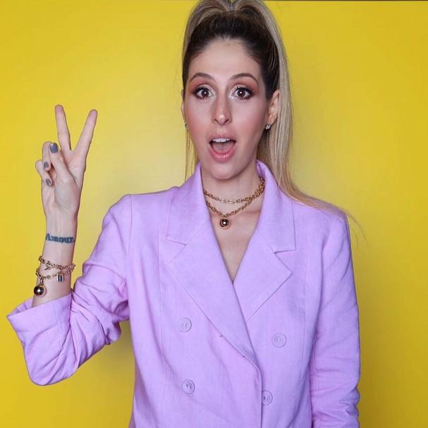 Paula Merlo, diretora de redação (Foto: Reprodução Instagram @paulimerlo)