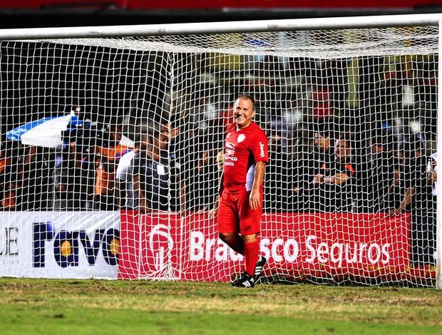 Ídolo, craque e artilheiro, Zico tem  dia de Inacreditável Futebol Clube
