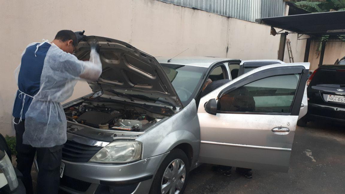 Perícia do RJ deixa MG após analisar carro que pode ter sido usado no assassinato de Marielle Franco