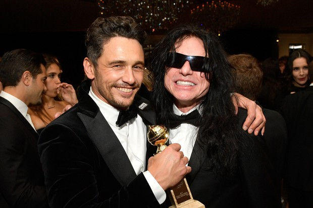 James Franco e Tommy Wiseau (Foto: getty images)