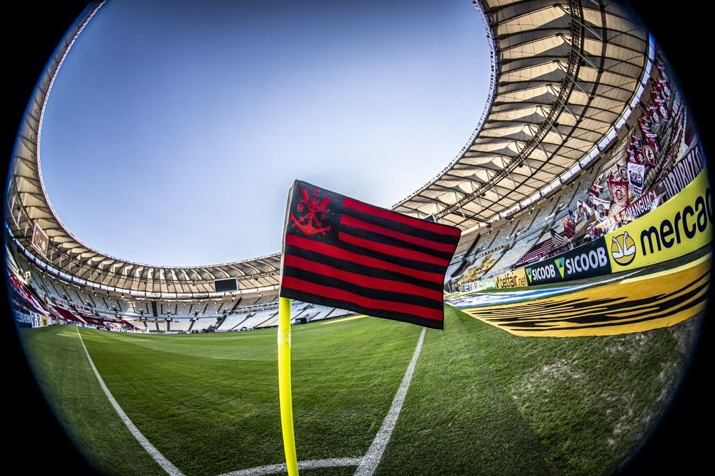 Flamengo entra no STJD para ter público em confrontos como mandante no Brasileirão