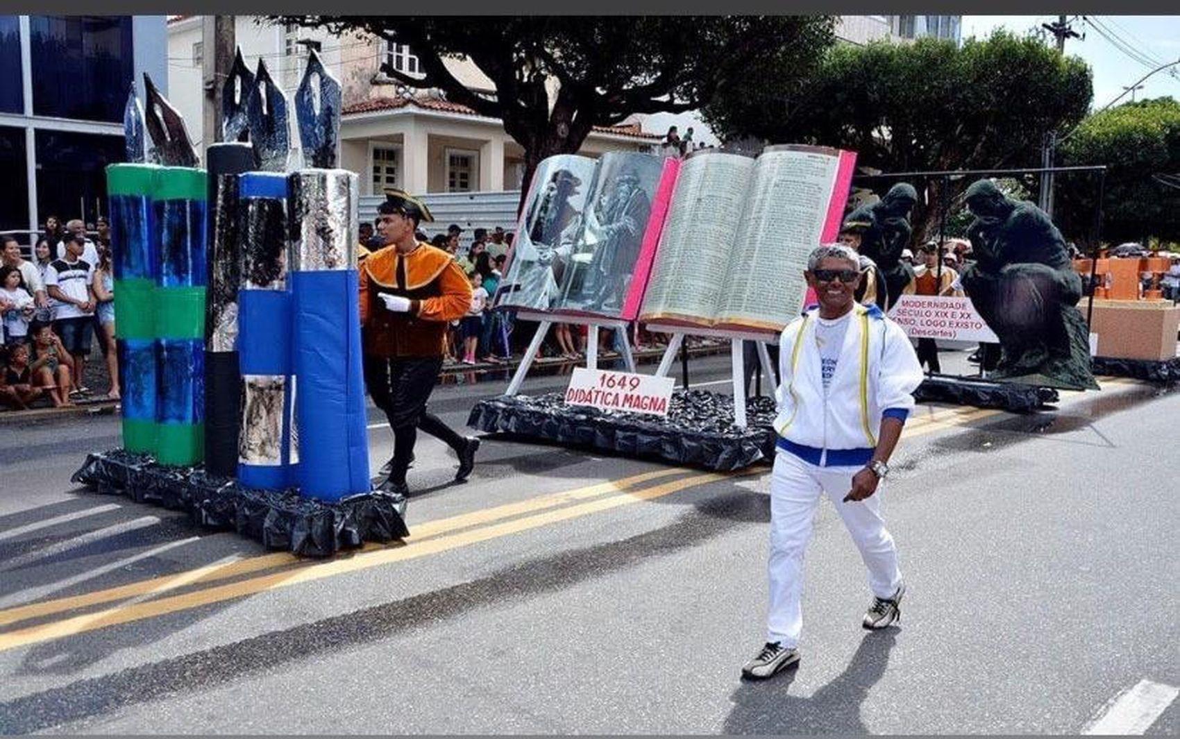Almir Andrade Garcez morre aos 69 anos em Aracaju