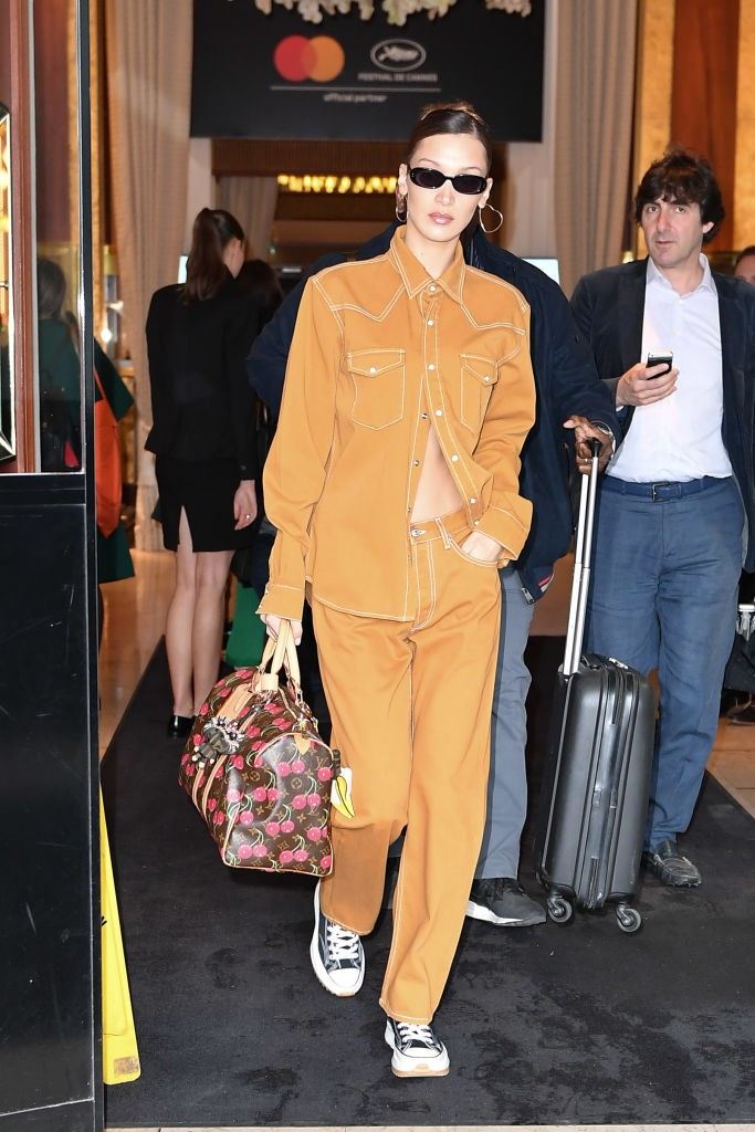 Looks Bella Hadid (Foto: GC Images)