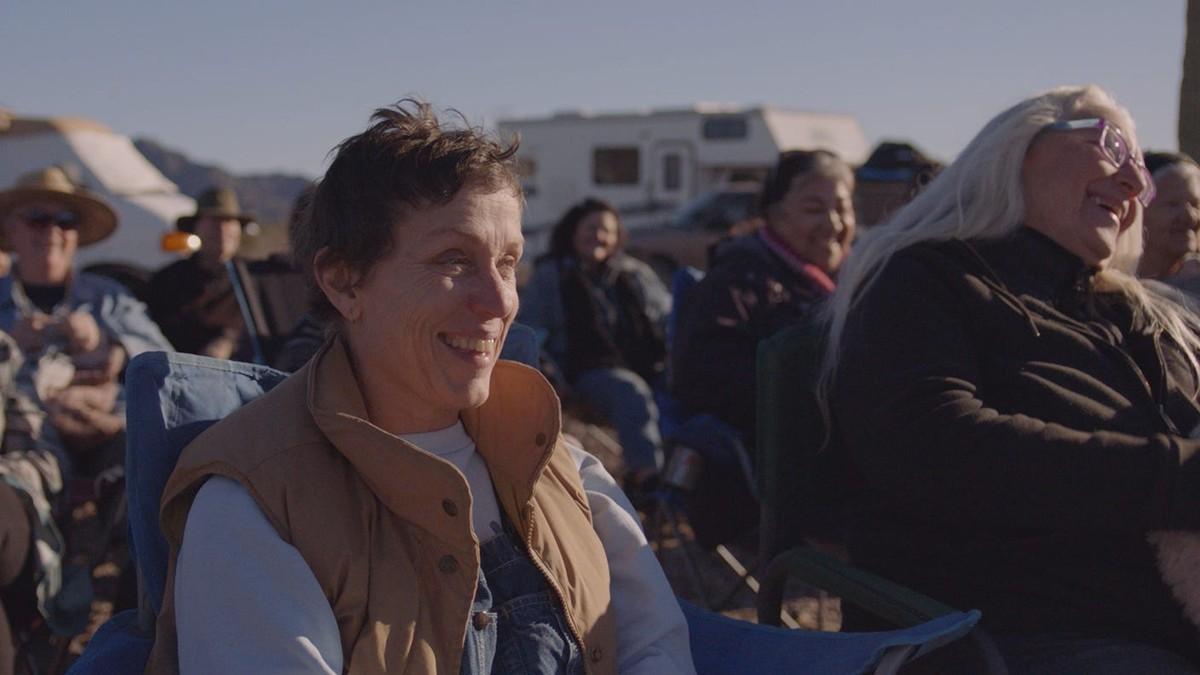 'Nomadland' é grande favorito ao Oscar de melhor filme, dizem 'termômetros'  da premiação | Oscar 2021 | G1
