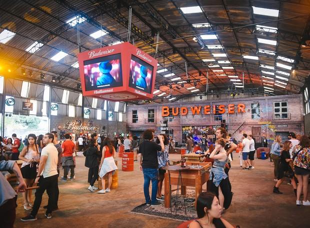 Budweiser-basement (Foto: Andre Ligeiro/Divulgação)