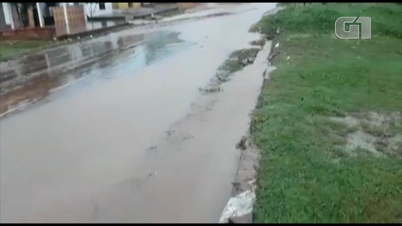 Chuva causa estragos em vários pontos de São Luís