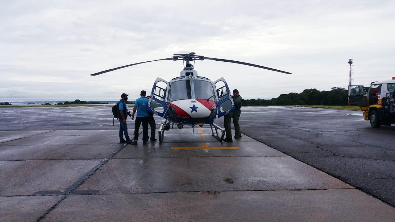 Base fixa do Grupamento Aéreo será instalada em Santarém para agilizar atendimentos na região