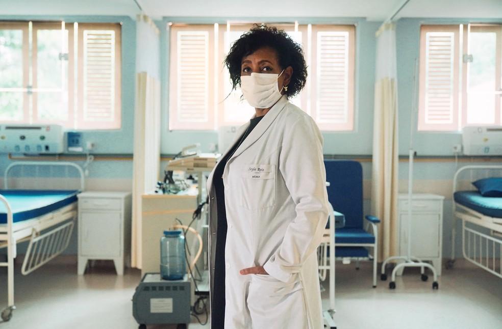 Scyla Reis fala da representatividade negra na medicina — Foto: Marcos Serra Lima/G1