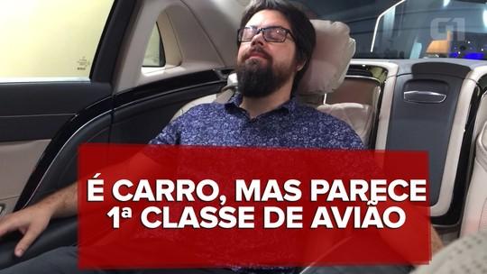 Mercedes-Maybach é nova opção de ostentação para milionários no Brasil