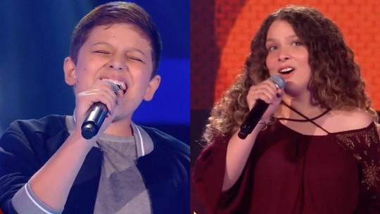 'The Voice Kids' volta à programação neste domingo (13)
