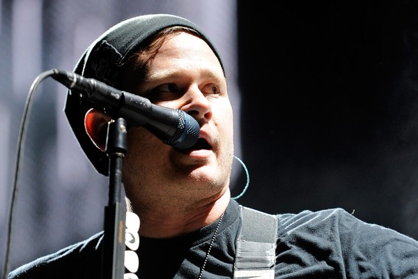 O músico Tom DeLonge (Foto: Getty Images)